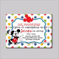 Mickey Mouse Birthday Invitation Cards Aliexpress Com Buy 20 Pcs Mickey Mouse Birthday Invitation For