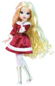 buy moxie girlz holiday doll avery prices india