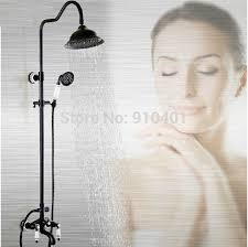 Shower Faucet Oil Rubbed Bronze Wholesale And Retail Promotion Oil Rubbed Bronze Rain Shower