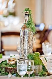 used wedding centerpieces 48 best vineyard wedding centerpieces images on