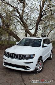jeep srt new 2014 jeep grand cherokee srt ottawa dodge chrysler jeep ram