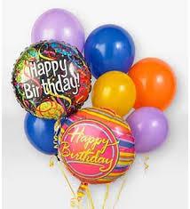balloon delivery michigan lutey s flower shop birthday balloon bouquet marquette mi 49855
