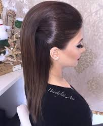 Dressy Hairstyles 35 Fetching Hairstyles For Straight Hair
