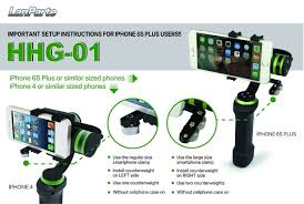 Iphone 4s Pas Cher Fnac by Amazon Com Lanparte Hhg 01 3 Axis Motorized Handheld Gimbal