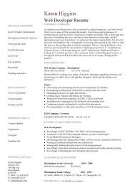 Web Designer Resume Sample Web Designer Job Description Mobile Web Developer Job Description