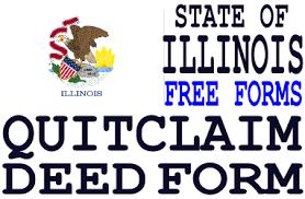 illinois quit claim deed form q d f com get a free quit claim
