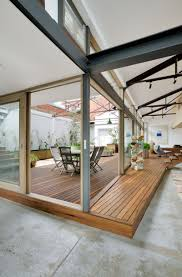 Modern Warehouse Design by Zen Architects Transformed A 1960 U0027s Warehouse Into A Family Home