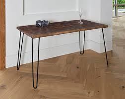 Rustic Wood Office Desk Rustic Desk Etsy