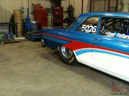 nomad drag car chevy ii drag race car
