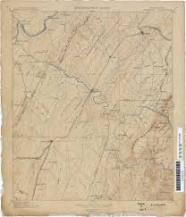 Cleveland Map Tennesse Historical Topographic Maps Perry Castañeda Map