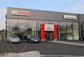 toyota showroom sales