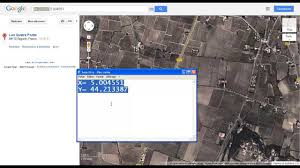Google Maps France by How To Extract The X And Y Coordinates From Google Maps Youtube
