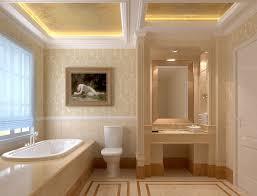 pale yellow minimalist bathroom design rendering download 3d house