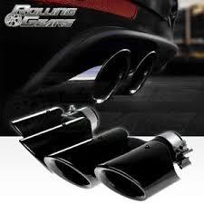 porsche macan 2 0 exhaust pipe muffler tips for porsche macan 2 0t upgrade 2014 17