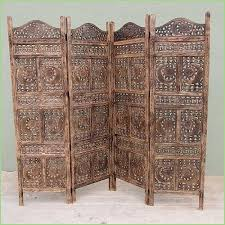 wood room divider screen how to benzara carved screen sun and
