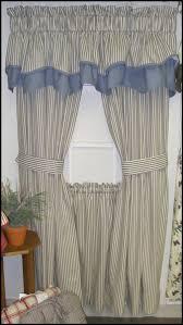 Ticking Stripe Curtains Ticking Stripe Fabric Thecurtainshop