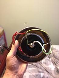 Replacing A Ceiling Light Fixture Electrical How Do I Appropriately Wire The Transformer In A