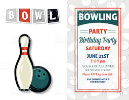 super bowl party invitation template bowling party invitation template u2013 gangcraft net