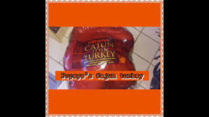 popeyes cajun turkey happy thanksgiving