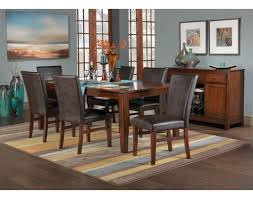 funky dining table and chairs abelone contour upholstered side