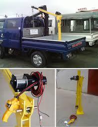 subaru mini truck lifted mini hydraulic swing lift crane pickup truck cranes for sale buy