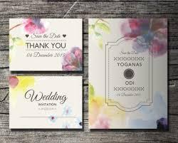 template undangan keren undangan perkawinan keren gambar mania