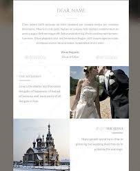wedding invitations email 17 email invitation template free sle exle format
