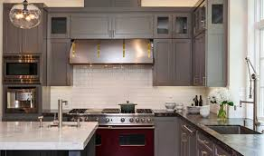 grey kitchen cabinets and black countertops what countertops go with gray cabinets marble granite