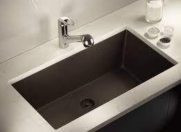 33 Inch Fireclay Farmhouse Sink by Sink Single Bowl Undermount Kitchen Sink Fireclay Farmhouse Sink