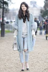What To Wear With Light Jeans Jeans In Winter 20 Stylish With Denims To Inspire Belletag