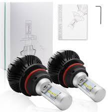 led headlamp headlights bulb kit for international truck 4100 4200