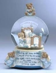 easter water globe musical wind up globe snow globe bunny globe