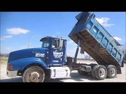 1993 international 9400 dump truck for sale sold at auction
