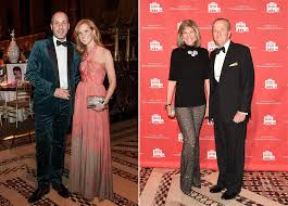lindsey coral harper lenox hill spring gala new york city party cipriani 42