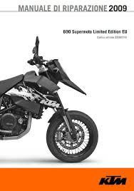 service manual ktm 250 sxf