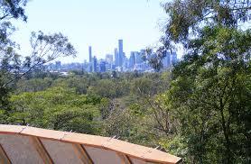 Brisbane City Botanic Gardens by Mt Coot Tha Scenic Spots Hiking Circuit Brisbane