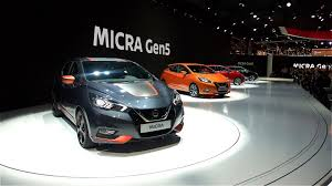 nissan micra 2017 the new 2017 nissan micra shows how far car tech has come alphr