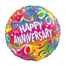 balloon delivery baltimore happy anniversary mylar balloon flowers fancies baltimore md