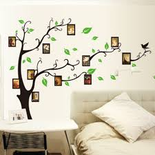 wall art designs wall art ideas family mural tree wall decoration wall art ideas family mural tree wall decoration with curved branches model and using black paint fir draw the tree and using simple modern picture frame