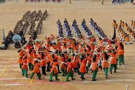 republic day celebrated with enthusiasm in school the hindu