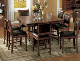 100 bar height dining room table sets dining room teetotal