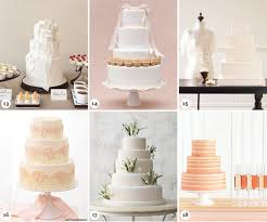 guest post 18 wedding cakes from martha stewart weddings