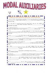 english worksheets modal verbs worksheets page 202