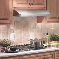 broan kitchen fan hood broan e661 elite under cabinet professional range hood overstock