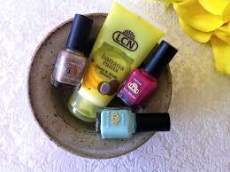 the beauty vine lcn nail polish review