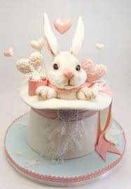 learn how to make this adorable 3d bunny cake tutorial available