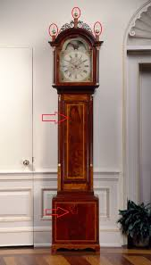 the mystery of the grandfather clock by the door in the oval