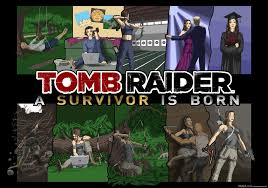 tomb raider a survivor is born wallpapers tomb raider a survivor is born by celebrau on deviantart