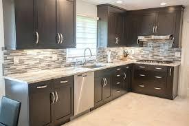 marron cuisine meuble cuisine marron couleur mur cuisine avec meuble marron