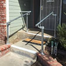 Handrailing Outdoor Stair Railing Kit Buy Step Handrail Online Simplified